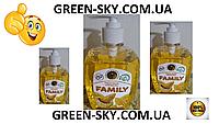 Жидкое мыло FAMILY - мигдаль 500 мл