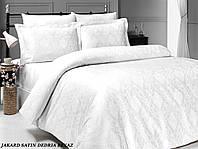 Постільна білизна сатин жаккард LaRomano (постельное белье семейный Турция турецкое сатиновое)