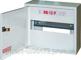 Шкаф распределительный e.mbox.RN-12-P мет. навесной, 12 мод. 215х255х125 мм