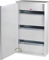 Шкаф распределительный e.mbox.RN-36 мет. навесной, 36 мод., 480х255х125 мм