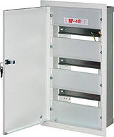 Шкаф распределительный e.mbox.RP-48 мет. встраиваемый, 48 мод, 600х385х125 мм