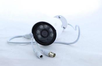 Камера видеонаблюдения цветная внешняя UKC  CCTV 115 4mp 3.6mm