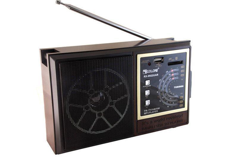 Радио радиоприемник MP3 плеер Golon RX-9922UAR