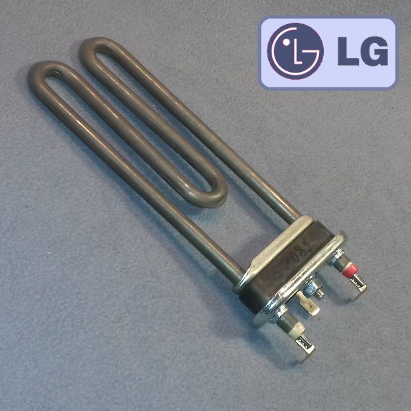 ТЭН 1900 W / L=173мм (без отверстия / без бурта) для стиральной машины LG (Турция)