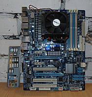 AM3 Материнская плата GIGABYTE GA-870-UD3 + Процессор AMD Phenom II X6 1050T