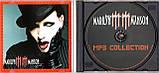 Музичний сд диск MARILYN MANSON MP3 Collection (2008) mp3 сд, фото 2