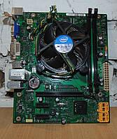 1155 Материнская плата Fujitsu D2990-A2 + Процессор Intel Pentium G2030