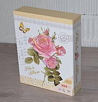 "Альбом для фотографий ""Roses"" (200 фото 10х15)"