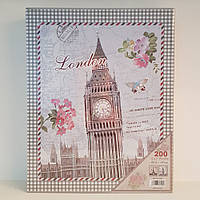 """Фотоальбом """"London"""" (200 фото 13х18)"""