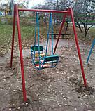 """Гойдалка """"Човник"""" для дитячих ігрових майданчиків KidSport, фото 2"""
