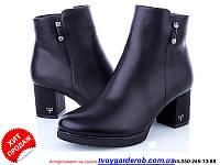 Женские модные ботинки YZY р 36-41 (код 1013-00) 37