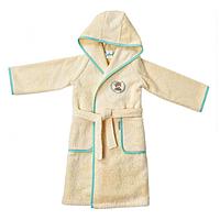 """Детский махровый халат  с капюшоном """"Мишка"""""""