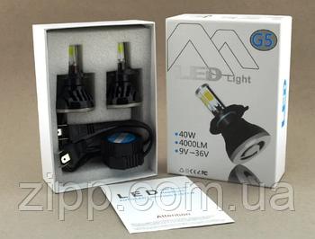 Cветодиодные лампы для автомобиля G5 H4 6000K