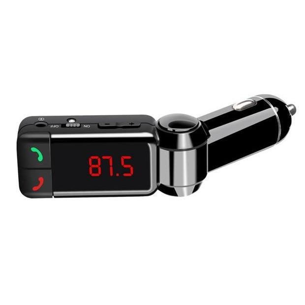 ФМ модулятор FM трансмиттер авто MP3 MHZ S16BL