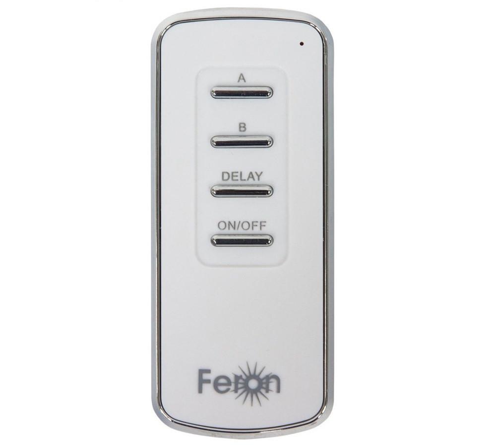Выключатель дистанционный 2 канала 1000 Вт 30м Feron TM72