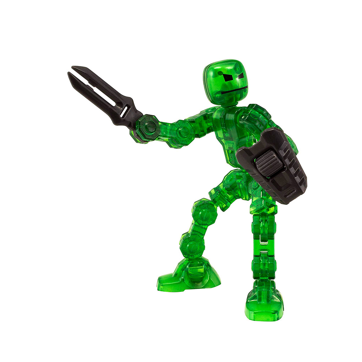 Игровая фигурка Кликбот (Klikbot) S1 (зелёный) ОРИГИНАЛ