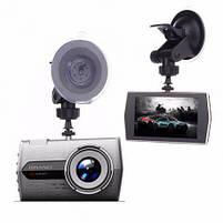 Видеорегистратор автомобильный DVR Full HD ночная подсветка Спартак SD450, фото 2