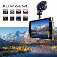 Видеорегистратор автомобильный DVR Full HD ночная подсветка Спартак SD450, фото 4