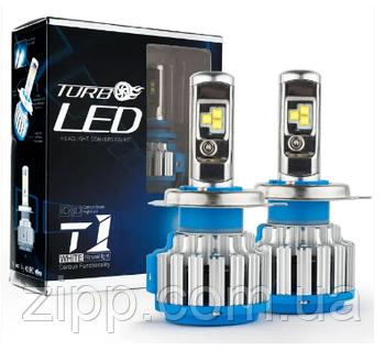 Светодиодные лампы для автомобиля T1-H11 HeadLight TurboLed