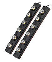 Дневные ходовые огни гибкие 1202-6 LED 2 планки