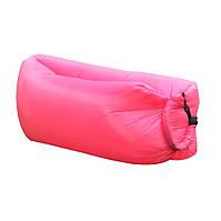Надувной диван ламзак Lamzac Pink