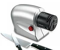 Электрическая точилка универсальная Sharpener Electric 220V Silver