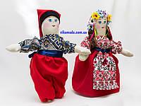 Кукла Украина, цельная выкройка, мальчик 25-30 см