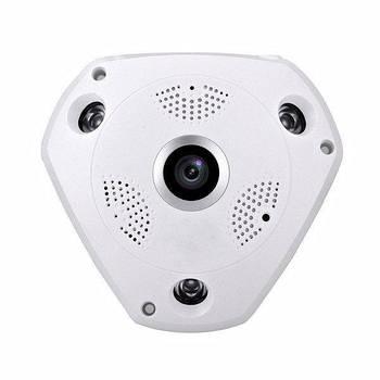 IP камера панорамная потолочная MicroSD Спартак VR360-WIFI-A13