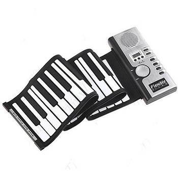 MIDI клавиатура пианино гибкое Спартак