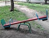 Противага (Гойдалка-балансир) для дитячих ігрових майданчиків KidSport, фото 2
