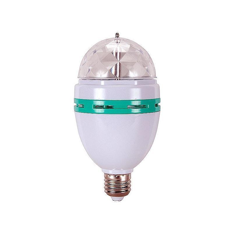 Диско лампа вращающаяся LED lamp Спартак LY-399