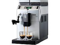 Кофеварка Saeco Lirika Plus Cappuccino Silver Philips RI-9841-01