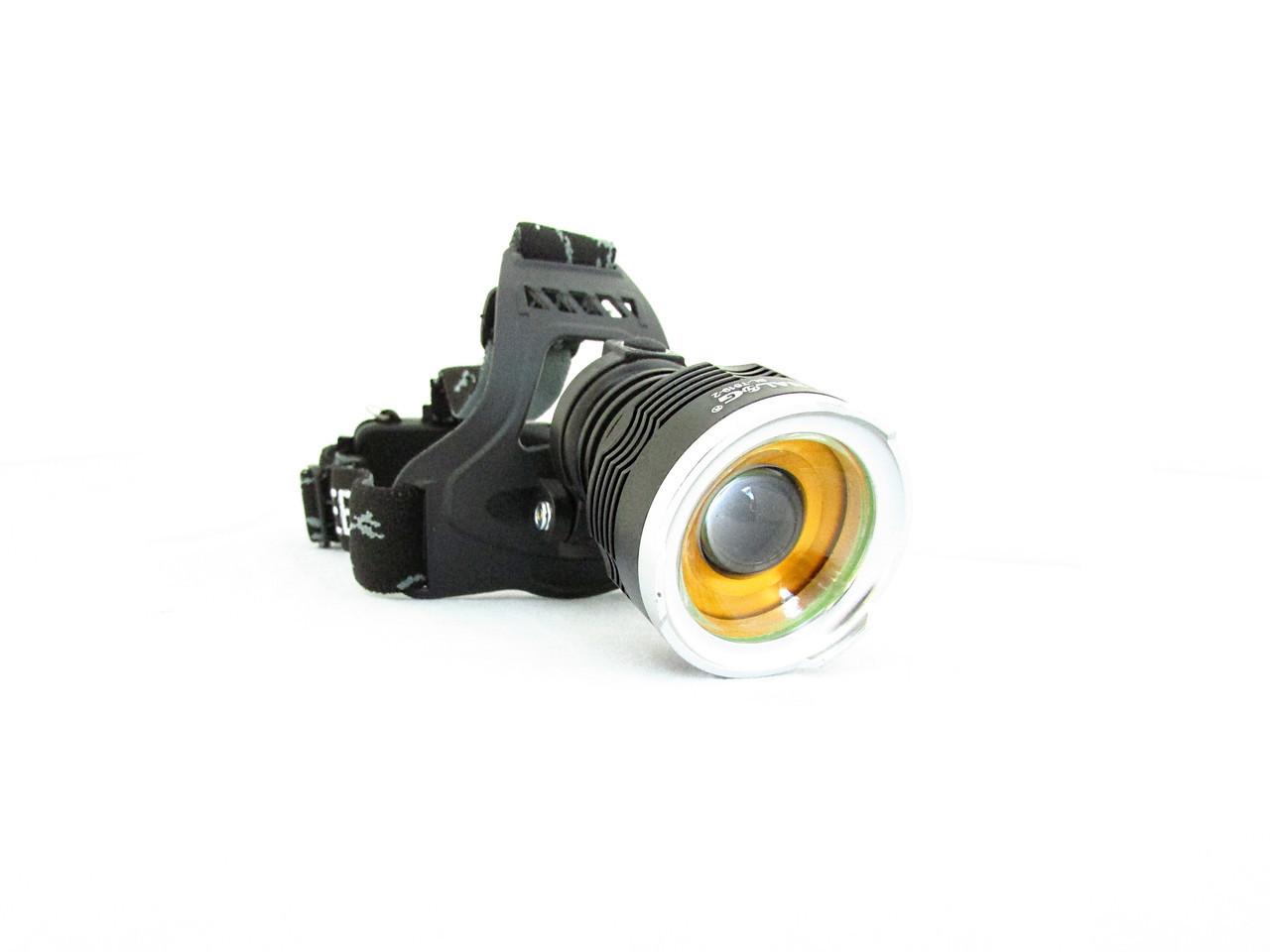 Фонарик налобный фонарь Bailong BL T619