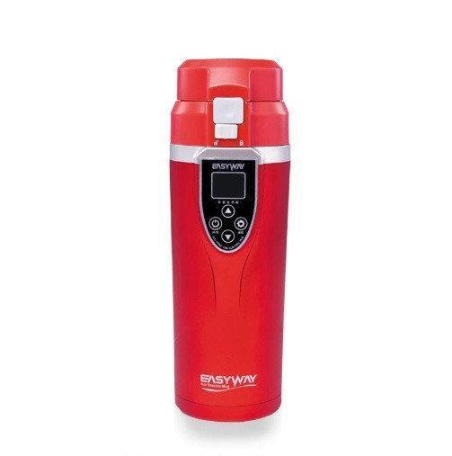 Термос электрочайник термопот Easyway FCC-350LC Red