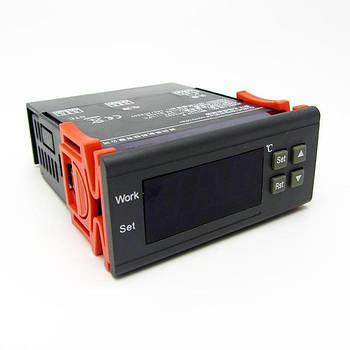Контроллер регулятор температуры цифровой универсальный Спартак STC-2000