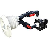 Устройство встречного течения AquaViva WTB400T 80 м3/ч (380В) под бетон/лайнер
