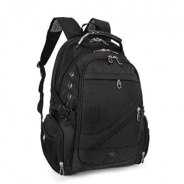 Рюкзак туристический Спартак Travel Bag 8810 Black
