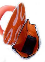 Тачка кравчучка 96см MHZ MH-1900 Orange, фото 4