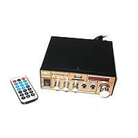 Усилитель звука Bluetooth UKC SN-606BT, фото 3