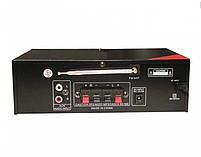 Усилитель звука Bluetooth UKC SN 222 BT, фото 3
