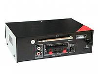 Усилитель звука Bluetooth UKC SN 222 BT, фото 4