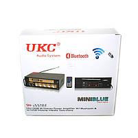 Усилитель звука Bluetooth UKC SN 222 BT, фото 5