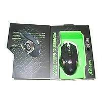 Игровая мышка проводная Keywin X6, фото 5