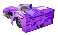 Антигравитационная машинка на радиоуправлении Wall Climber MHZ 5044 Purple, фото 3