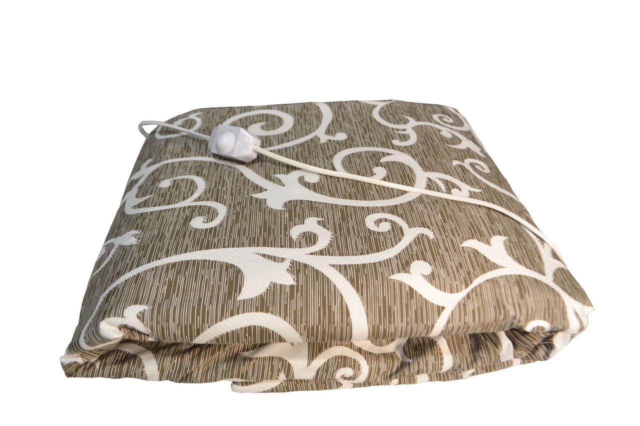 Одеяло с подогревом Shine ЕКВ-1/220 Люкс 100х165 см