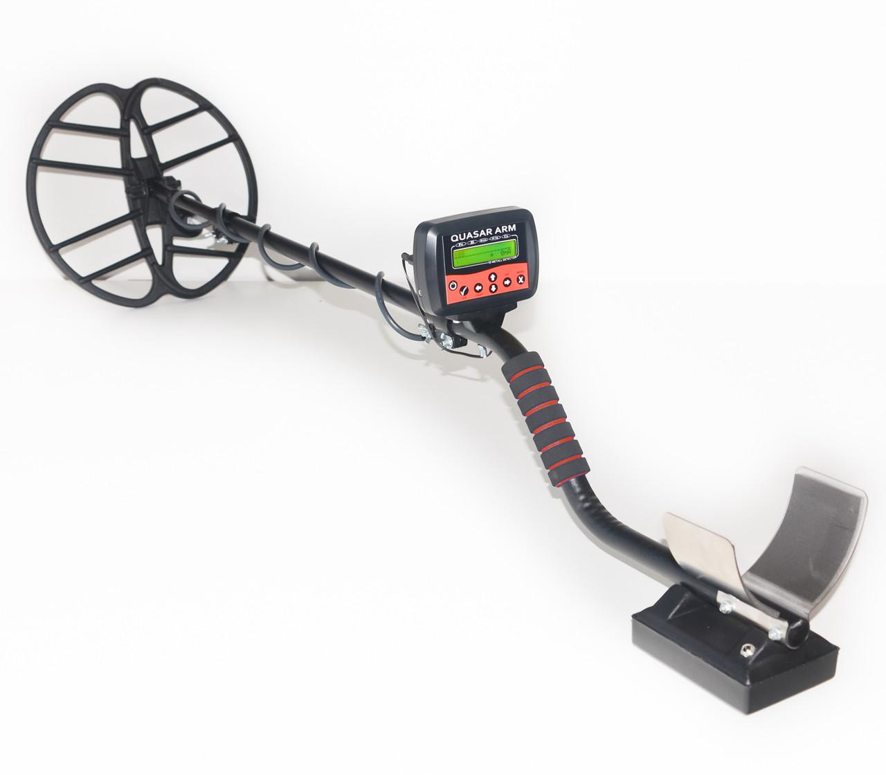 Металлоискатель MDU Quasar ARM Gainta с FM трансмиттером
