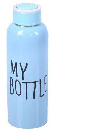 Бутылка спортивная железная 650мл MY BOTTLE J00195