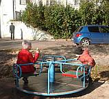 Карусель для дитячих ігрових майданчиків KidSport, фото 2