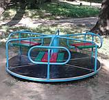 Карусель для дитячих ігрових майданчиків KidSport, фото 4