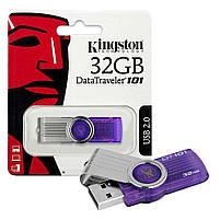 USB флешка 32 GB 2.0 Kingston DataTraveler DT101 G2, фото 3